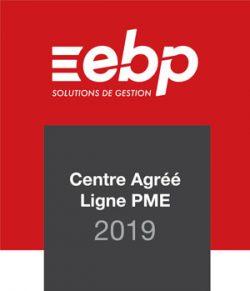 Dauphiné informatique est agréé ligne PME par EBP